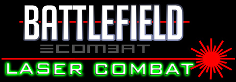 logo battlefield laser combat